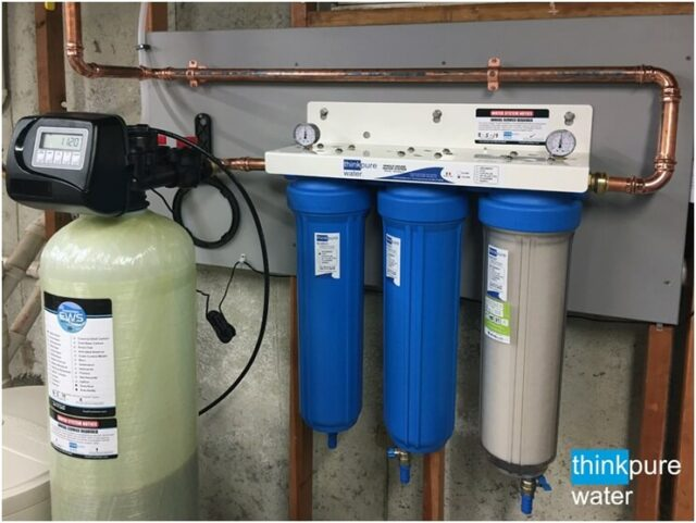 Good sides of a whole house water filter